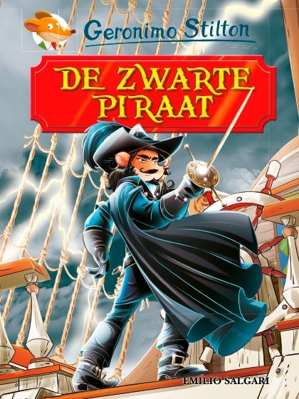 Geronimo Stilton De Zwarte Piraat De Wakkere Winkel