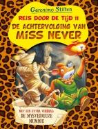 Reis door de tijd - De achtervolging van Miss Never
