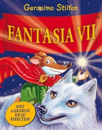 Fantasia VII winnaar Nederlandse Kinderjury 2013